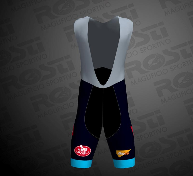Pantaloncino ufficiale Team Colpack