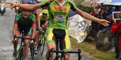 Fausto Masnada terzo alla Cirié-Pian della Mussa