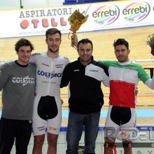 MONTICHIARI (BS) – Campionati Italiani Pista