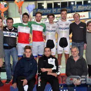 MONTICHIARI (BS) – Campionati Italiani Pista del 30/12/2016
