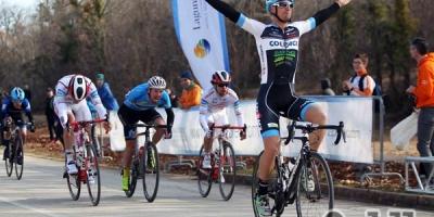 Andrea Toniatti vince il Gp Laguna Porec, buona la prima!