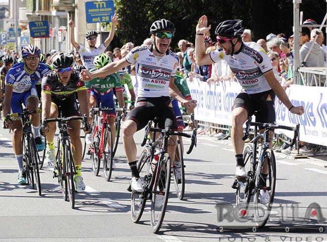 Colpack: con Viviani e Minali che doppietta al Trofeo Lampre!