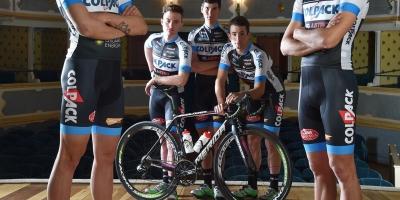 Il Team Colpack pedala e vince sulle nuove bici Merida