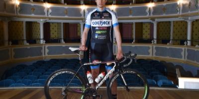 Filippo Ganna straccia il cronometro,decima vittoria su strada per il Team Colpack