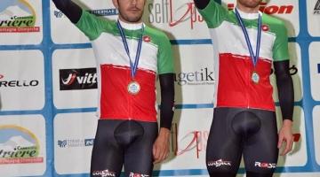 Consonni e Lamon campioni d'Italia dell'Americana