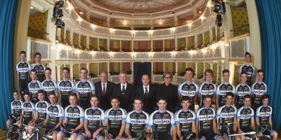 Team Colpack: nuova stagione, nuova maglia e nuove ambizioni