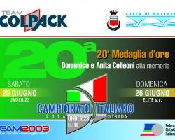 Campionato Italiano Under 23 ed Elite 2016: le disposizioni della vigilia