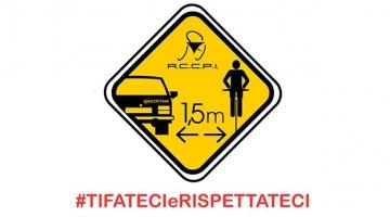 Il Team Colpack aderisce al progetto #TIFATECIeRISPETTATECI