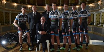 Team Colpack: Busseto, Col San Martino e Reda nel mirino