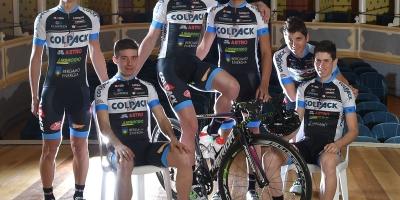 Il Team Colpack in Francia per il Circuit des Ardennes