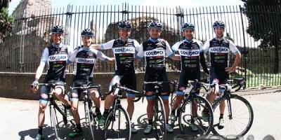 Team Colpack su cinque fronti nel weekend
