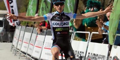 Team Colpack: Edward Ravasi passa professionista con la TJ Sport