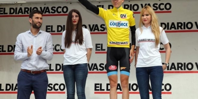 Bidasoa: Bettinelli 3° nella seconda tappa.4° Ravasi che resta leader in maglia gialla