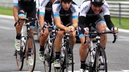 Team Colpack: per Consonni e Orrico arriva l'ora del debutto tricolore