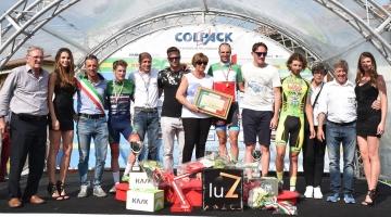 Davide Orrico campione italiano degli Elite, grande festa in casa Colpack