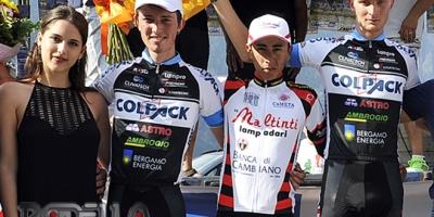 Zaccanti e Orsini sul podio nella Schio Ossario del Pasubio