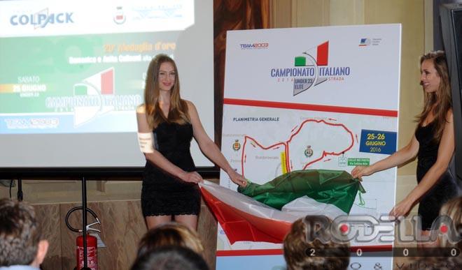 Campionato Italiano Under 23 ed Elite 2016: inizia il conto alla rovescia