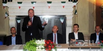 """Beppe Colleoni parla del Campionato Italiano:""""Per me un sogno che si realizza, nella mia Comonte"""""""