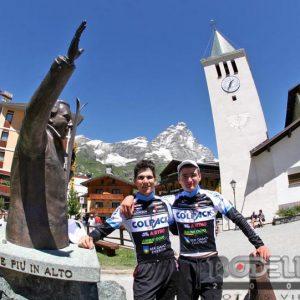 VALTOUNENCHE-BREIL CERVINIA (AO) – 5/a tappa Giro Valle d'Aosta