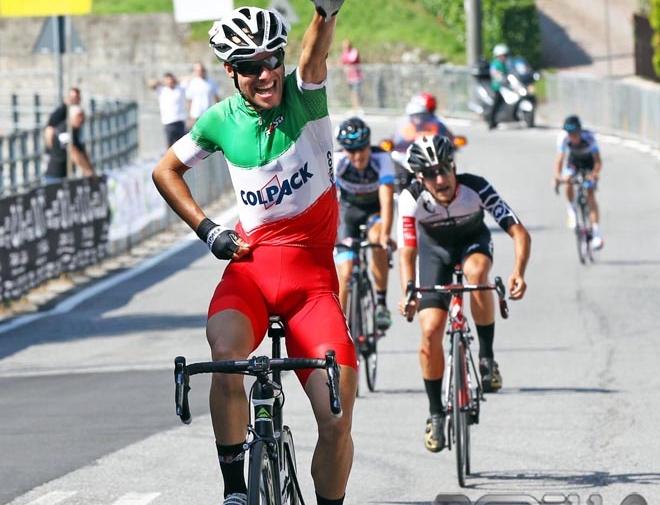 Davide Orrico debutta in tricolore e vince a Castello di Brianza