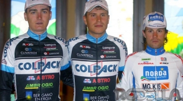 Masnada-Padun: doppietta Colpack al Giro del Medio Brenta