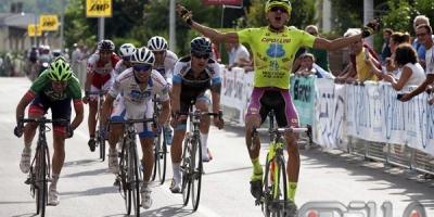 Lizde e Toniatti nella top 10 del Giro del Casentino