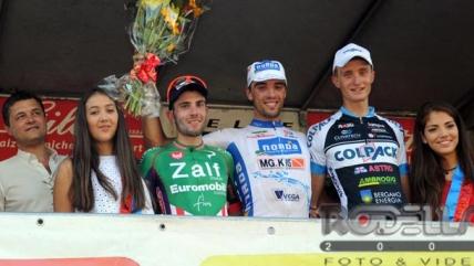 Umberto Orsini ancora sul podio: terzo a Rovescala