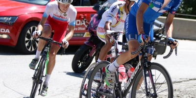 "Edward Ravasi secondo al Tour de l'Avenir: ""Non ho rimpianti"""