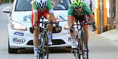 Davide Orrico vince alla Astico-Brenta, ma è retrocesso