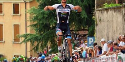 Andrea Toniatti si ripete, vince anche a Sona