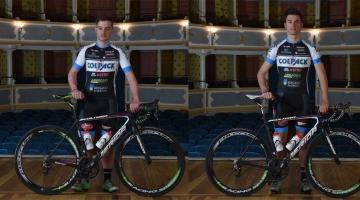 Team Colpack: Consonni e Troia professionisti dal 2017 con la TJ Sport