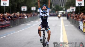 Umberto Orsini vince il Gp Ezio Del Rosso. 2° Orrico a Montecatini