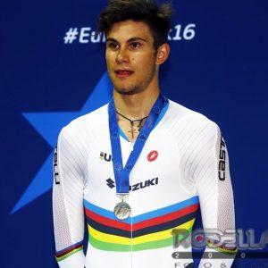SAINT QUENTIN-EN-YVELINES (FRANCIA) – Campionati Europei Pista Elite
