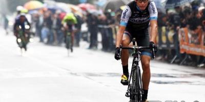 Fausto Masnada si congeda con una prova di cuoree il 2° posto a Biassono