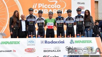 Ravasi e Orsini nella top 10 del Piccolo Giro di Lombardia