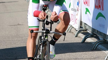 Filippo Ganna, un altro gioiello Colpack per la TJ Sport