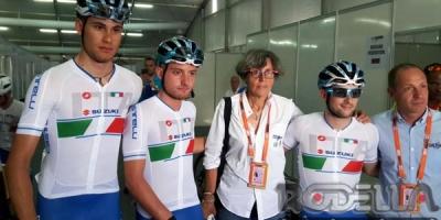Team Colpack: resoconto dal Mondiale di Doha