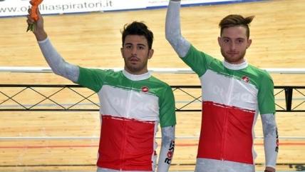 Consonni e Lamon regalano altri due tricolori al Team Colpack
