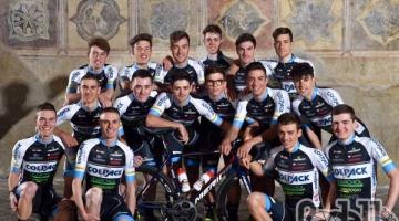 Team Colpack, scocca l'ora del debutto italiano