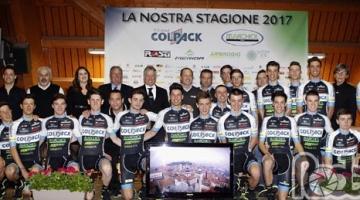 Team Colpack, presentata la squadra 2017
