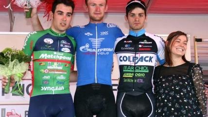 Team Colpack protagonista alla Strade Bianche di Romagna