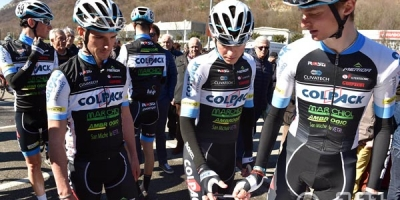 Team Colpack, arriva un weekend fitto di impegni
