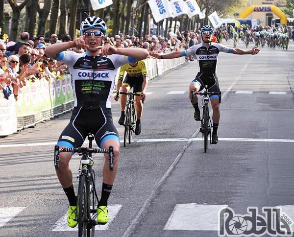 Andreoletti vince la Milano-Busseto. Zanoncello infila tutti al Giro delle Balze
