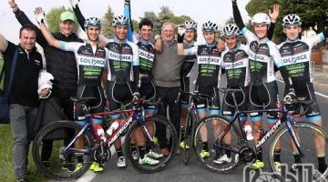 Team Colpack: si va in Francia per il Circuit des Ardennes