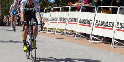 Negrente e il Team Colpack subito sul podio della Vuelta al Bidasoa
