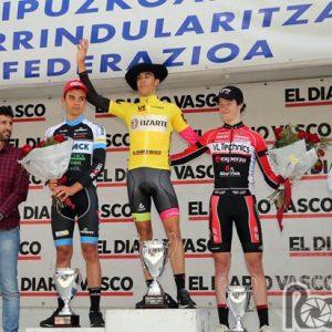 IRUN-IRUN (SPAGNA) – 4/a tappa Vuelta al Bidasoa 2017