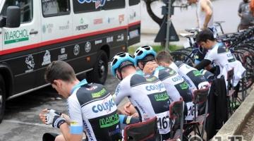 Team Colpack in Lussemburgo per la Fleche du Sud
