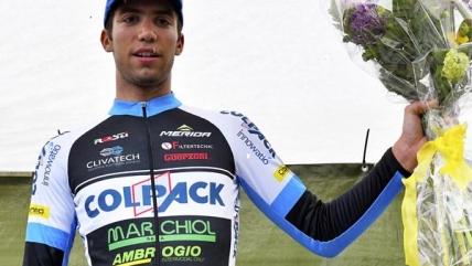 Nicolas Dalla Valle: 100 km di fuga e grande vittoria a Stagno Lombardo