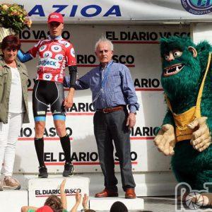 ORIO (SPAGNA) – 3/a tappa Vuelta al Bidasoa 2017