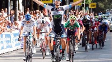 Andrea Toniatti vince il 63° Trofeo Alcide De Gasperi